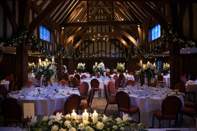 Wedding Photography At Great Fosters